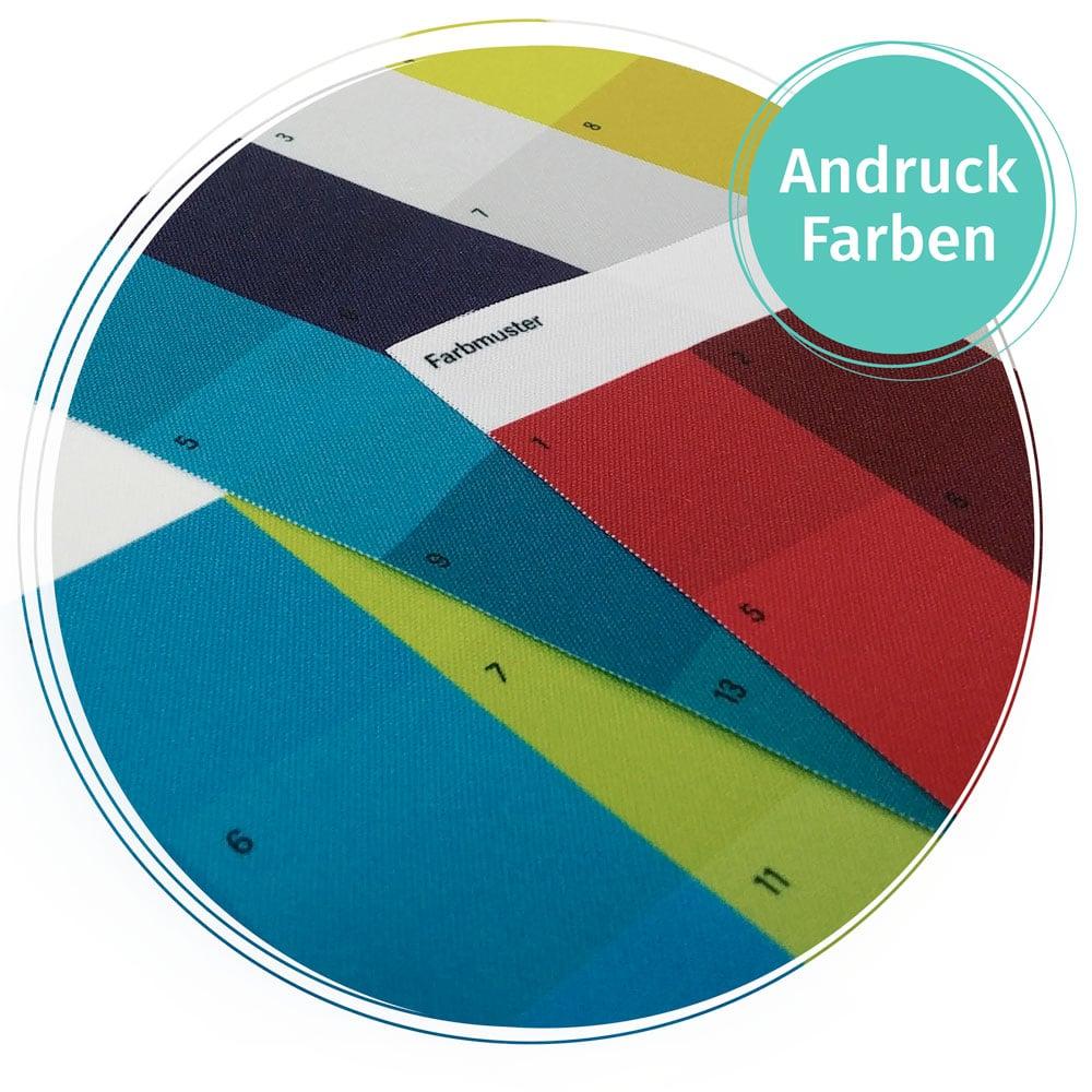 Akustikbilder Probedruck Zum Abgleich Ihrer Unternehmensfarben
